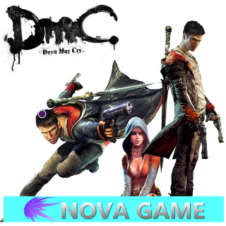 Auto delivery★DmC: Devil May Cry