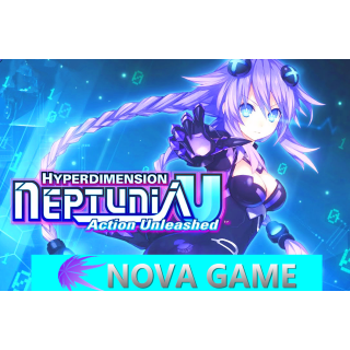 Automatic delivery★Hyperdimension Neptunia U: Action Unleashed