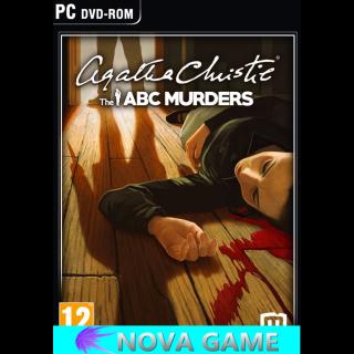 Agatha Christie - The ABC Murders STEAM KEY