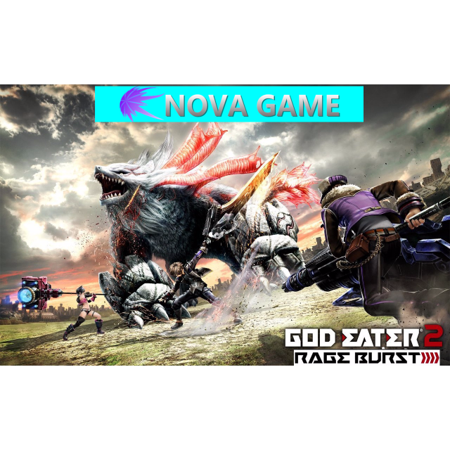 Auto delivery★GOD EATER 2 Rage Burst