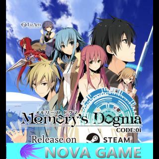 Memory's Dogma CODE:01 ★Auto delivery