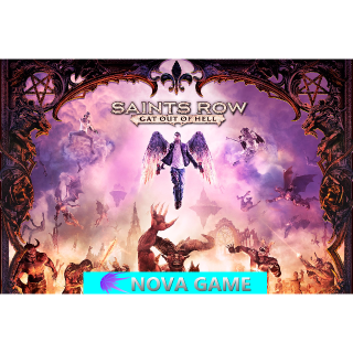 Automatic delivery★Saints Row: Gat Out of Hell