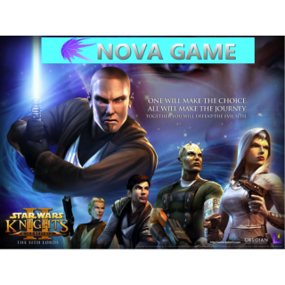 Auto delivery★STAR WARS Knights of the Old Republic II - The Sith Lords