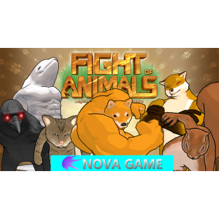 Auto delivery★Fight of Animals