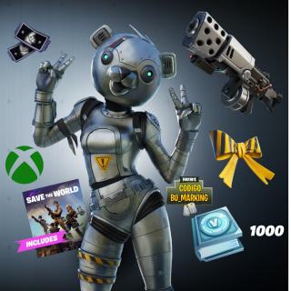 Code | Metal Team Leader Pack