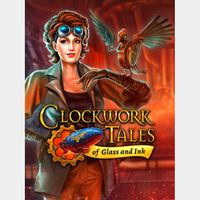 Clockwork Tales: Of Glass and Ink | INSTANT GAME KEY
