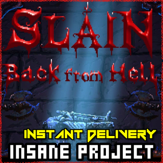 Slain: Back from Hell ✈INSTANT DELIVERY