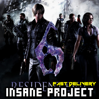Resident Evil 6 (PC/Steam) 𝐝𝐢𝐠𝐢𝐭𝐚𝐥 𝐜𝐨𝐝𝐞 / 🅸🅽🆂🅰🅽🅴 𝐨𝐟𝐟𝐞𝐫! - 𝐹𝑢𝑙𝑙 𝐺𝑎𝑚𝑒