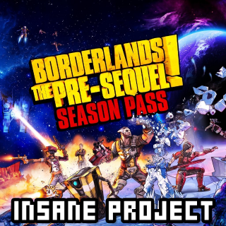 BORDERLANDS: THE PRE-SEQUEL - SEASON PASS