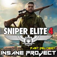 Sniper Elite 4 (PC/Steam) 𝐝𝐢𝐠𝐢𝐭𝐚𝐥 𝐜𝐨𝐝𝐞 / 🅸🅽🆂🅰🅽🅴 𝐨𝐟𝐟𝐞𝐫! - 𝐹𝑢𝑙𝑙 𝐺𝑎𝑚𝑒