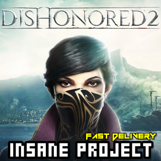 Dishonored 2 (PC/Steam) 𝐝𝐢𝐠𝐢𝐭𝐚𝐥 𝐜𝐨𝐝𝐞 / 🅸🅽🆂🅰🅽🅴 𝐨𝐟𝐟𝐞𝐫! - 𝐹𝑢𝑙𝑙 𝐺𝑎𝑚𝑒