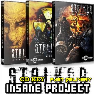 S.T.A.L.K.E.R Bundle Steam Key GLOBAL stalker