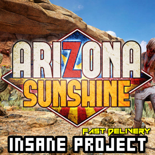 Arizona Sunshine (PC/Steam) 𝐝𝐢𝐠𝐢𝐭𝐚𝐥 𝐜𝐨𝐝𝐞 / 🅸🅽🆂🅰🅽🅴 𝐨𝐟𝐟𝐞𝐫! - 𝐹𝑢𝑙𝑙 𝐺𝑎𝑚𝑒