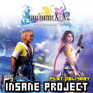 FINAL FANTASY X/X-2 HD Remaster [STEAM][REGION:GLOBAL][KEY/CODE]