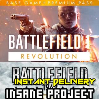 Battlefield 1 𝑅𝑒𝑣𝑜𝑙𝑢𝑡𝑖𝑜𝑛 𝐼𝑛𝑐. 𝐵𝑎𝑡𝑡𝑙𝑒𝑓𝑖𝑒𝑙𝑑 1943 𝑋𝑏𝑜𝑥 𝑂𝑛𝑒