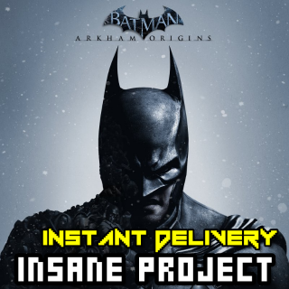 Batman: Arkham Origins ✈INSTANT DELIVERY