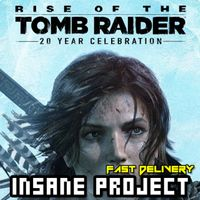Rise of the Tomb Raider 20 Year Celebration (PC/Steam) 𝐝𝐢𝐠𝐢𝐭𝐚𝐥 𝐜𝐨𝐝𝐞 / 🅸🅽🆂🅰🅽🅴 𝐨𝐟𝐟𝐞𝐫! - 𝐹𝑢𝑙𝑙 𝐺𝑎𝑚𝑒