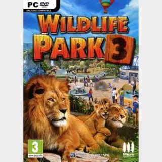 Wildlife Park 3 Steam Key