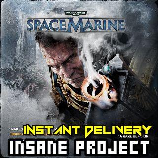 Warhammer 40000: Space Marine (PC/Steam) 𝐝𝐢𝐠𝐢𝐭𝐚𝐥 𝐜𝐨𝐝𝐞 / 🅸🅽🆂🅰🅽🅴 - 𝐹𝑢𝑙𝑙 𝐺𝑎𝑚𝑒 / Windows 10 pro deal