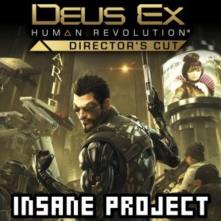 Deus Ex: Human Revolution (PC/Steam) 𝐝𝐢𝐠𝐢𝐭𝐚𝐥 𝐜𝐨𝐝𝐞 / 🅸🅽🆂🅰🅽🅴 𝐨𝐟𝐟𝐞𝐫! - 𝐹𝑢𝑙𝑙 𝐺𝑎𝑚𝑒