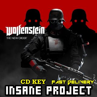 Wolfenstein: The New Order Steam Key GLOBAL