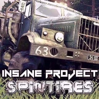SPINTIRES™ (PC/Steam) 𝐝𝐢𝐠𝐢𝐭𝐚𝐥 𝐜𝐨𝐝𝐞 / 🅸🅽🆂🅰🅽🅴 𝐨𝐟𝐟𝐞𝐫!