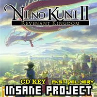 Ni no Kuni II Revenant Kingdom Steam Key GLOBAL