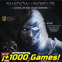 ⭐ɪɴ𝐬ᴛᴀɴᴛ!⭐ Middle-earth: Shadow of Mordor Game of the Year Edition STEAM KEY