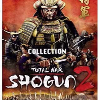 Total War: SHOGUN 2 Collection Steam Key