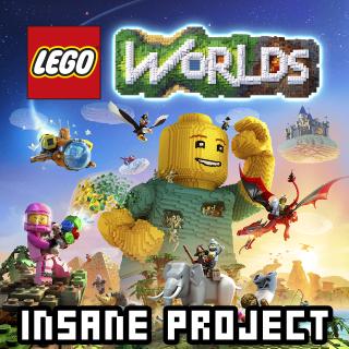 Lego Worlds (PC/Steam) 𝐝𝐢𝐠𝐢𝐭𝐚𝐥 𝐜𝐨𝐝𝐞 / 🅸🅽🆂🅰🅽🅴 𝐨𝐟𝐟𝐞𝐫! - 𝐹𝑢𝑙𝑙 𝐺𝑎𝑚𝑒