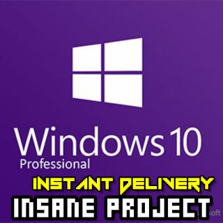 Windows 10 Pro License Key (NOT OEM)