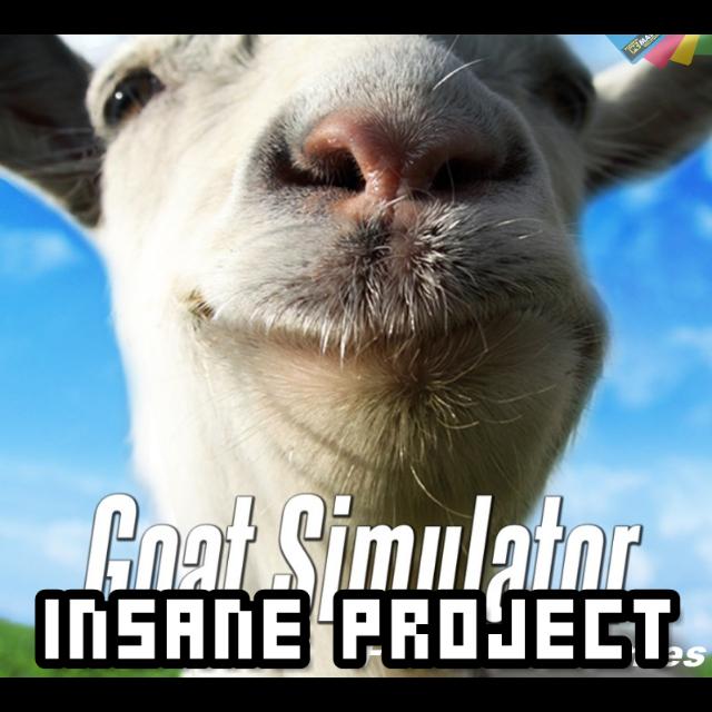 Goat Simulator (PC/Steam) 𝐝𝐢𝐠𝐢𝐭𝐚𝐥 𝐜𝐨𝐝𝐞 / 🅸🅽🆂🅰🅽🅴 𝐨𝐟𝐟𝐞𝐫! - 𝐹𝑢𝑙𝑙 𝐺𝑎𝑚𝑒