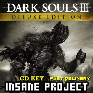 Dark Souls III Deluxe Edition