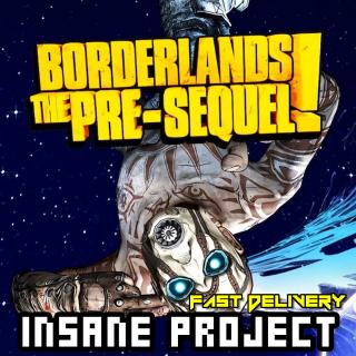 Borderlands: The Pre-Sequel (PC/Steam) 𝐝𝐢𝐠𝐢𝐭𝐚𝐥 𝐜𝐨𝐝𝐞 / 🅸🅽🆂🅰🅽🅴 𝐨𝐟𝐟𝐞𝐫! - 𝐹𝑢𝑙𝑙 𝐺𝑎𝑚𝑒