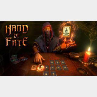 Hand of Fate Steam Key