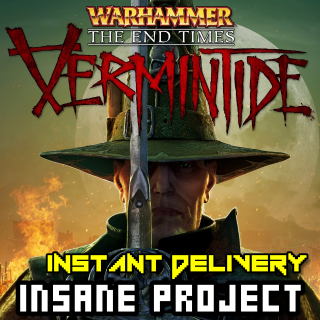 Warhammer: End Times - Vermintide (PC/Steam) 𝐝𝐢𝐠𝐢𝐭𝐚𝐥 𝐜𝐨𝐝𝐞 / 🅸🅽🆂🅰🅽🅴 𝐨𝐟𝐟𝐞𝐫! - 𝐹𝑢𝑙𝑙 𝐺𝑎𝑚𝑒