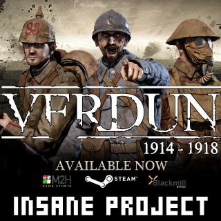 Verdun (PC/Steam) 𝐝𝐢𝐠𝐢𝐭𝐚𝐥 𝐜𝐨𝐝𝐞 / 🅸🅽🆂🅰🅽🅴 𝐨𝐟𝐟𝐞𝐫! - 𝐹𝑢𝑙𝑙 𝐺𝑎𝑚𝑒