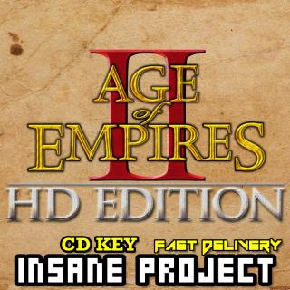 Age of Empires II HD Steam Key GLOBAL
