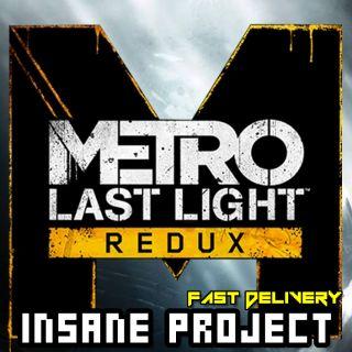Metro: Last Light Redux (PC/Steam) 𝐝𝐢𝐠𝐢𝐭𝐚𝐥 𝐜𝐨𝐝𝐞 / 🅸🅽🆂🅰🅽🅴 𝐨𝐟𝐟𝐞𝐫! - 𝐹𝑢𝑙𝑙 𝐺𝑎𝑚𝑒
