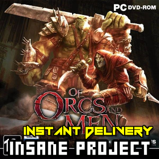 Of Orcs And Men ✈INSTANT_DELIVERY