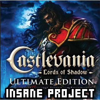 Castlevania: Lords of Shadow - Ultimate Edition (PC/Steam) 𝐝𝐢𝐠𝐢𝐭𝐚𝐥 𝐜𝐨𝐝𝐞 / 🅸🅽🆂🅰🅽🅴
