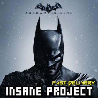 Batman: Arkham Origins (PC/Steam) 𝐝𝐢𝐠𝐢𝐭𝐚𝐥 𝐜𝐨𝐝𝐞 / 🅸🅽🆂🅰🅽🅴 𝐨𝐟𝐟𝐞𝐫! - 𝐹𝑢𝑙𝑙 𝐺𝑎𝑚𝑒
