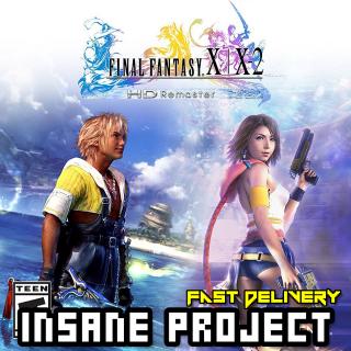 FINAL FANTASY X/X-2 HD Remaster [STEAM][REGION:GLOBAL][KEY/CODE]