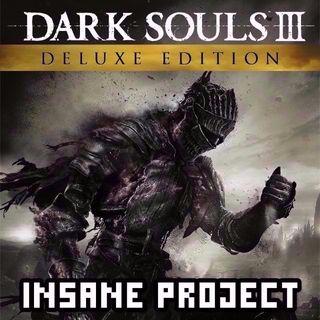 Dark Souls III 3 Deluxe Edition PC Steam Key