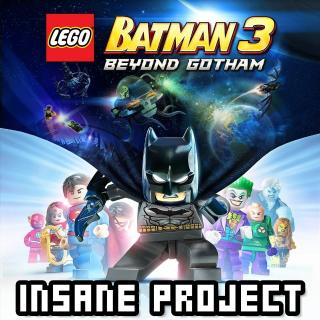 LEGO Batman 3: Beyond Gotham (PC/Steam) 𝐝𝐢𝐠𝐢𝐭𝐚𝐥 𝐜𝐨𝐝𝐞 / 🅸🅽🆂🅰🅽🅴 - 𝐹𝑢𝑙𝑙 𝐺𝑎𝑚𝑒