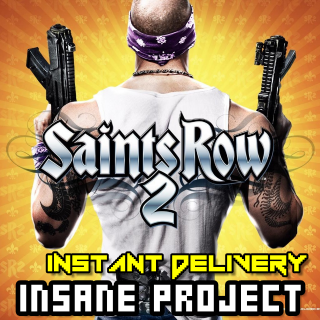Saints Row 2 ✈INSTANT DELIVERY