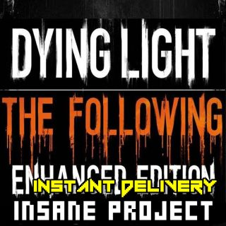 Dying Light: The Following - Enhanced Edition (PC/Steam) 𝐝𝐢𝐠𝐢𝐭𝐚𝐥 𝐜𝐨𝐝𝐞 / 🅸🅽🆂🅰🅽🅴 𝐨𝐟𝐟𝐞𝐫! - 𝐹𝑢𝑙𝑙 𝐺𝑎𝑚𝑒