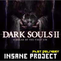 Dark Souls II: Scholar of the First Sin Steam Key GLOBAL[Fast Delivery]