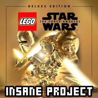 LEGO® STAR WARS™ The Force Awakens-Deluxe (PC/Steam) 𝐝𝐢𝐠𝐢𝐭𝐚𝐥 𝐜𝐨𝐝𝐞 - 𝐹𝑢𝑙𝑙 𝐺𝑎𝑚𝑒
