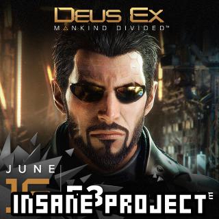 Deus Ex: Mankind Divided (PC/Steam) 𝐝𝐢𝐠𝐢𝐭𝐚𝐥 𝐜𝐨𝐝𝐞 / 🅸🅽🆂🅰🅽🅴 𝐨𝐟𝐟𝐞𝐫! - 𝐹𝑢𝑙𝑙 𝐺𝑎𝑚𝑒